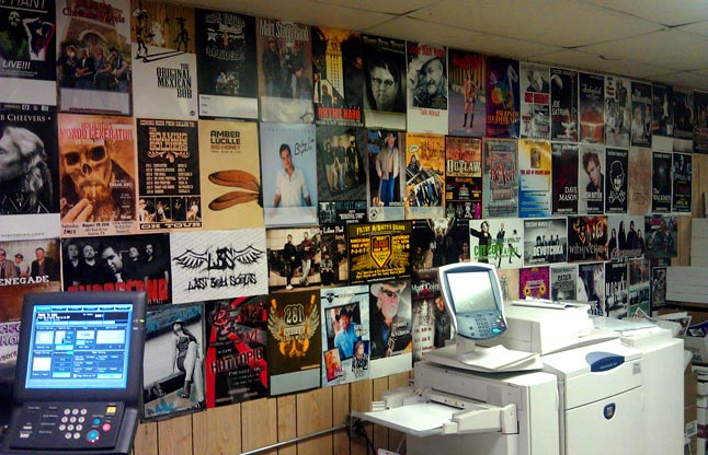 Printing in DFW - Cheap Posters